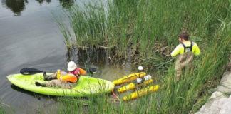 Lake Simcoe monitoring