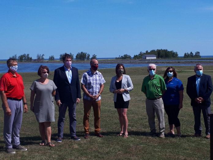 New-Brunswick Wastewater announcement
