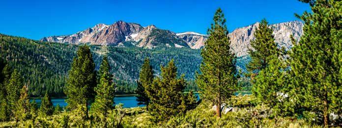 Sierra-Nevada-Lake
