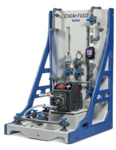 CHEM-FEED® Skid Systems by Blue-White