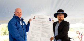 EPCOR-Enoch Cree Nation MOU