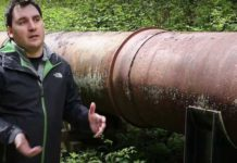 Prince Rupert Water Pipe