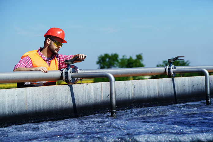 Water-worker-stock-image