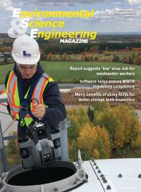 ES&E Magazine October 2020 issue cover