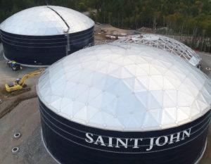 Greatario CST storage tanks