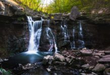 Chedoke waterfall