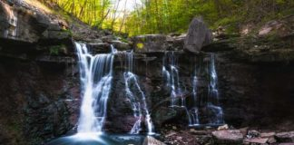 Chedoke waterfall