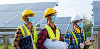 Environmental jobs work