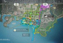 Lakeview Village site plan