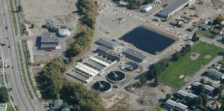 Vernon-Water-Reclamation-Centre