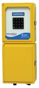 ChemScan mini in-line analyzer