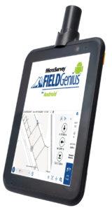 GENEQ SXtab RTK tablet