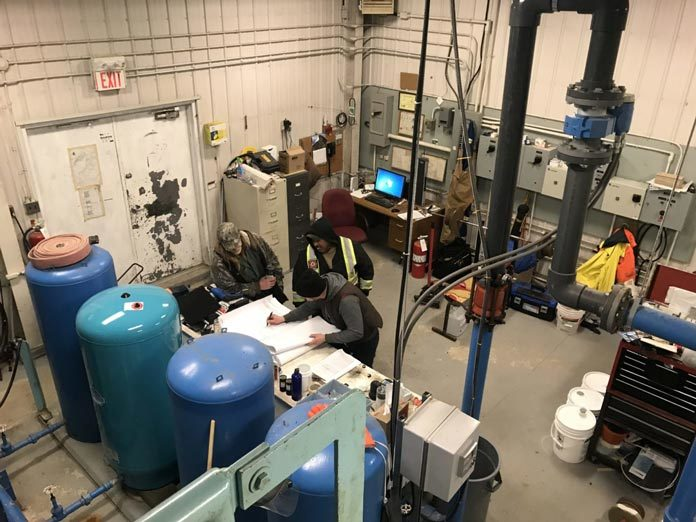 Naicatchewenin-First-Nation-water-treatment-plant