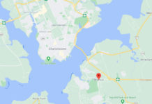 Map of Stratford PEI
