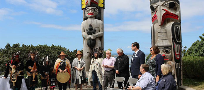 Semiahmoo-First-Nation-water-event
