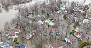 flooding-Quebec