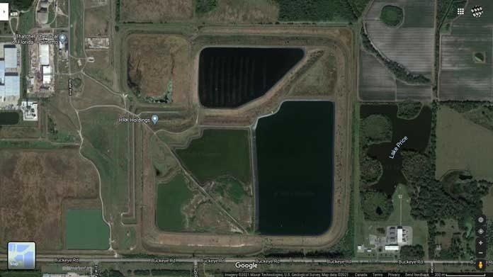 phosphate-wastewater-reservoir