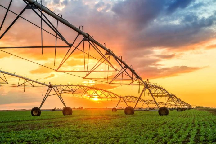 Agriculture-irrigation-stock-photo