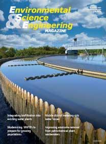 ES&E Magazine – October 2021 cover